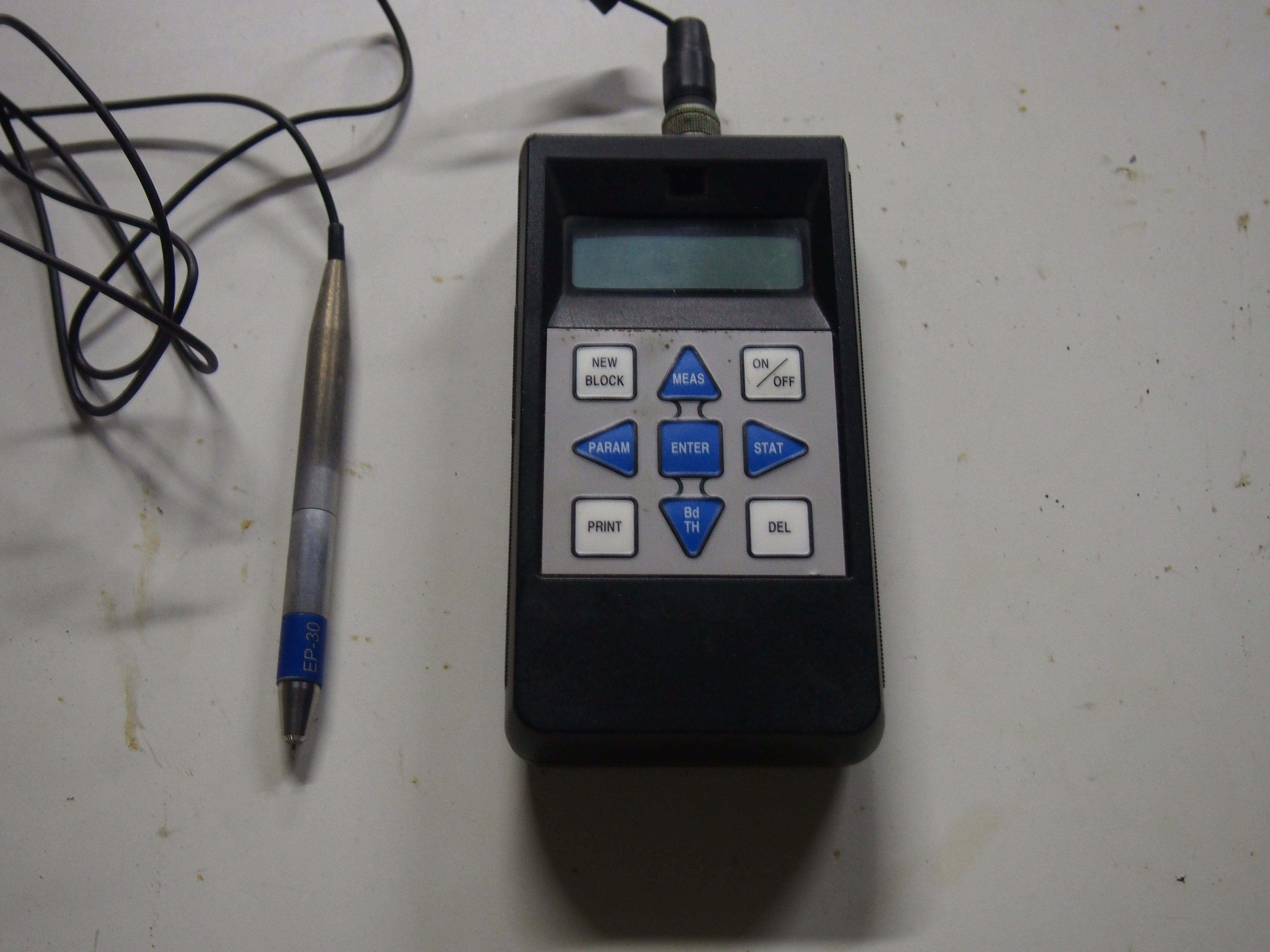 PCB copper peel strenght tester