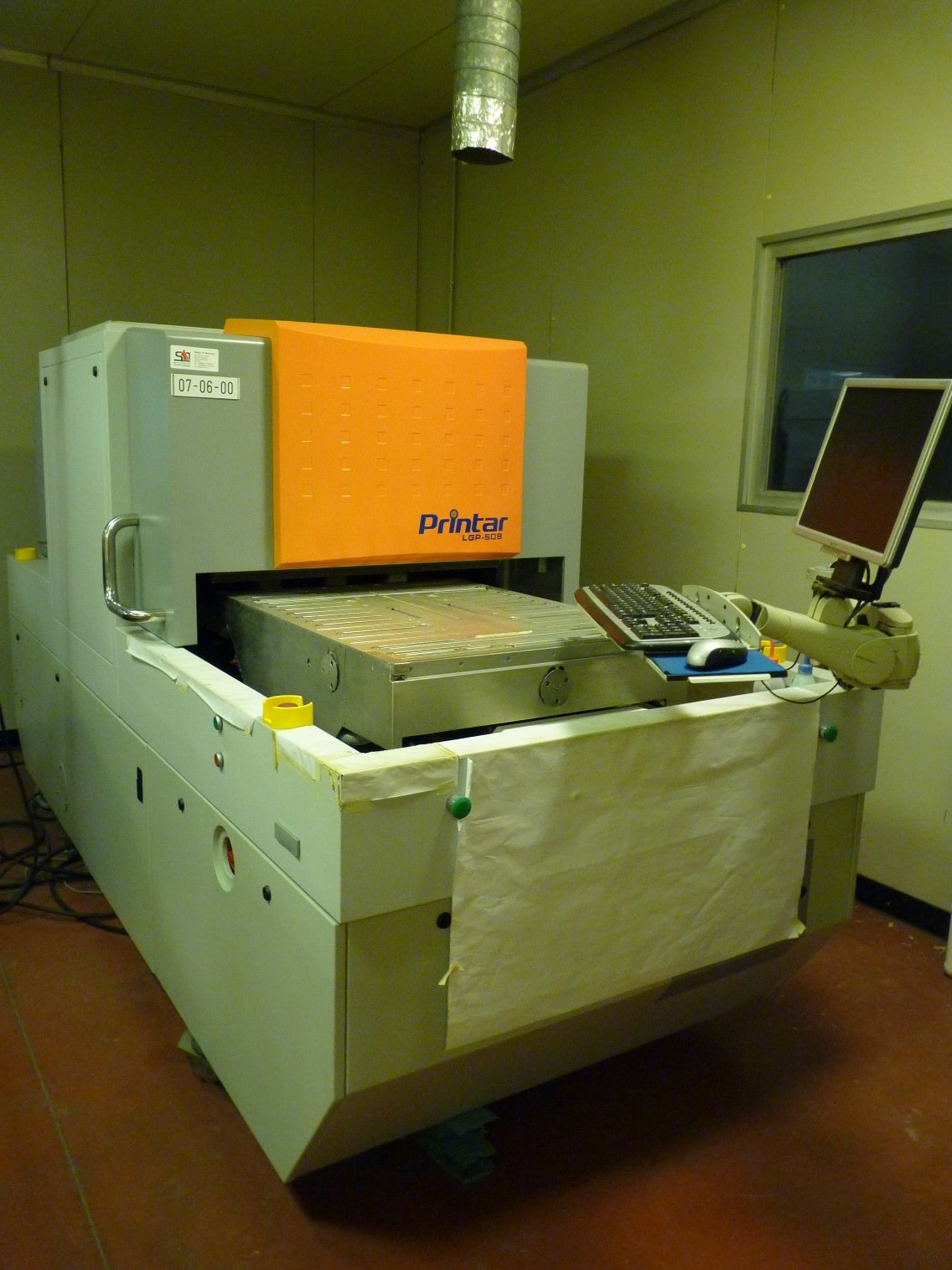 Pcb Equipment Laser Imaging Ldi Machines Besoram
